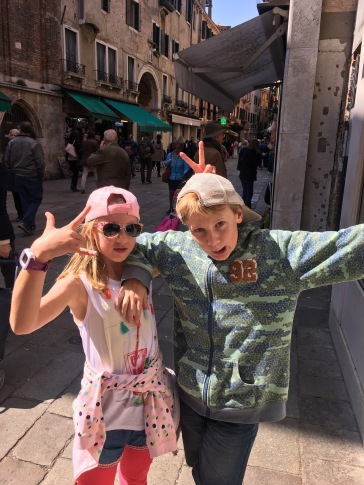 Too cool for school (Venice)