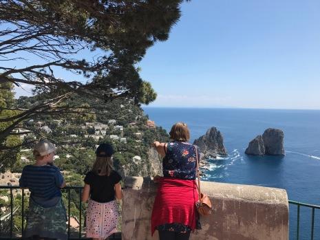 Stunning Capri.