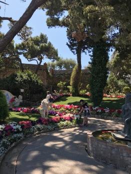 Augustine gardens.