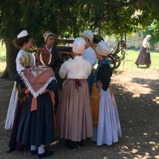 Festival in Pelissanne