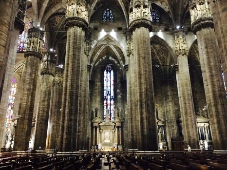 Inside Duomo