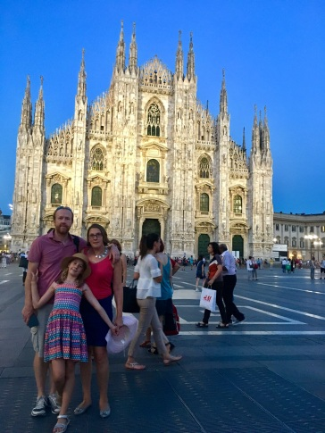 Duomo in the evening light
