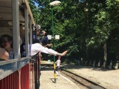 The children's railway