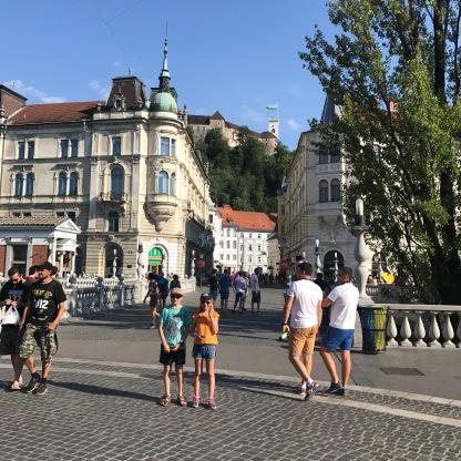 In Ljubljana
