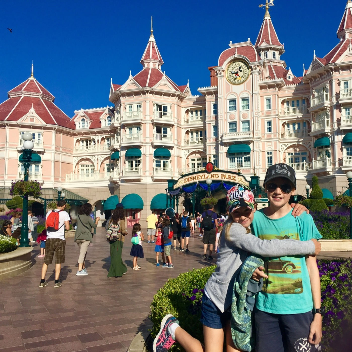 Disneyland Paris - the happiest place in Europe