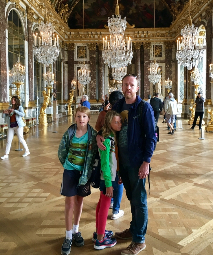 So much room in the hall of mirrors!!!
