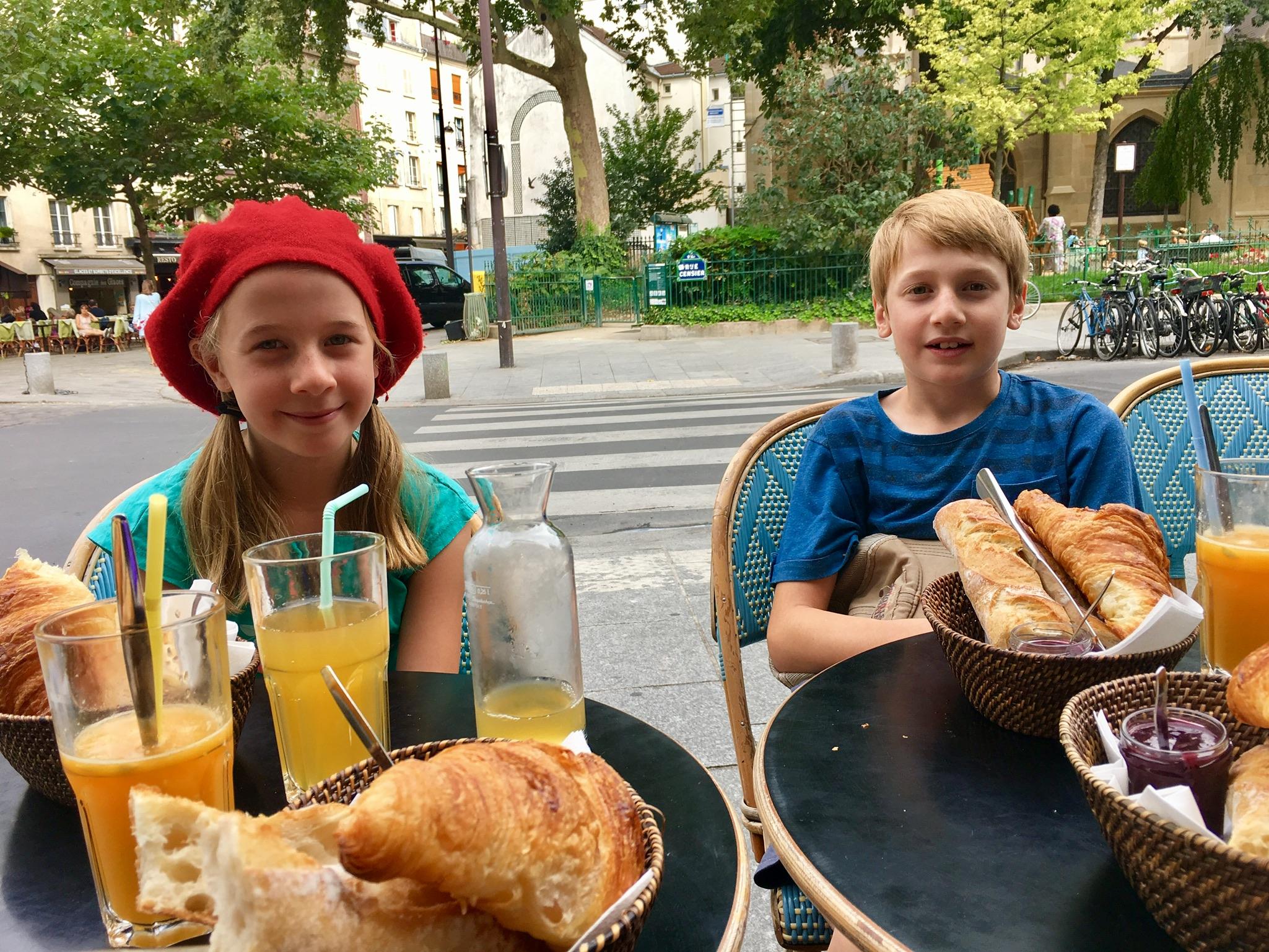 Le Café Saint-Médard